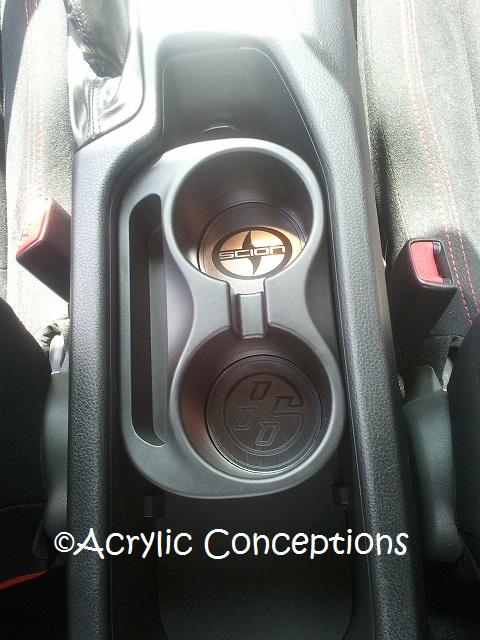 Frs Brz Cup Holder Inserts